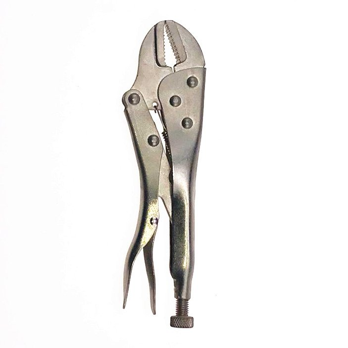 10″ Backhand Straight Jaw Locking Pliers