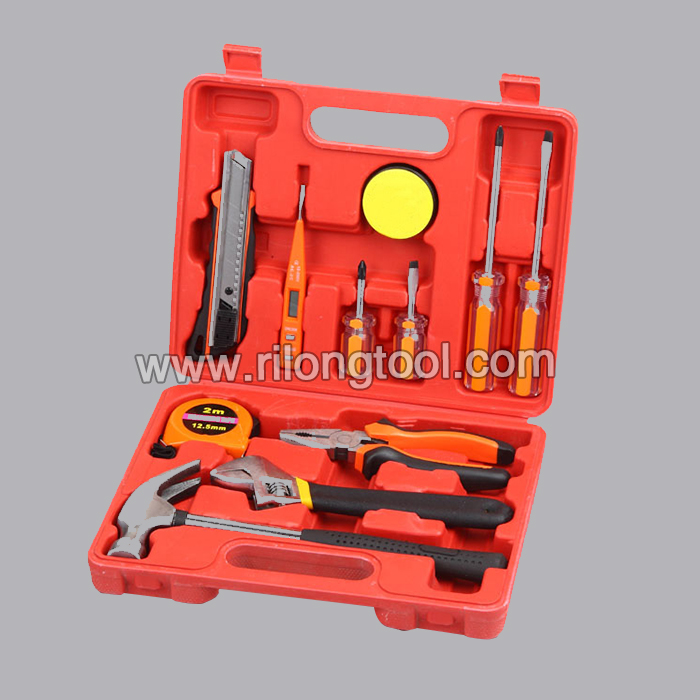 Customized Supplier for 11pcs Hand Tool Set RL-TS011 Wholesale to India