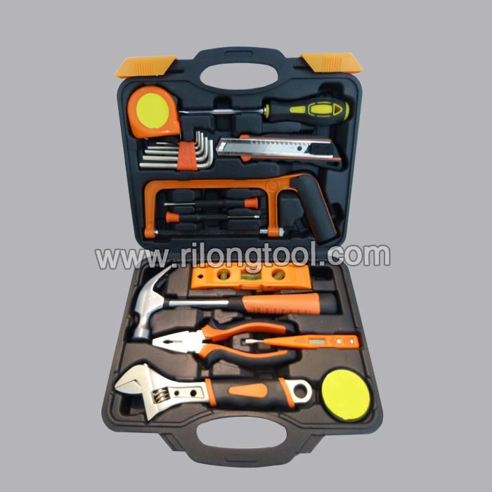 17pcs Hand Tool Set RL-TS013