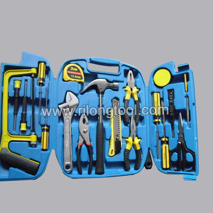High definition wholesale 18pcs Hand Tool Set RL-TS025 Kyrgyzstan Manufacturer