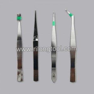 4-PCS Small Tweezer Sets