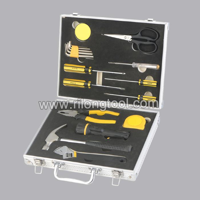 17pcs Hand Tool Set RL-TS036