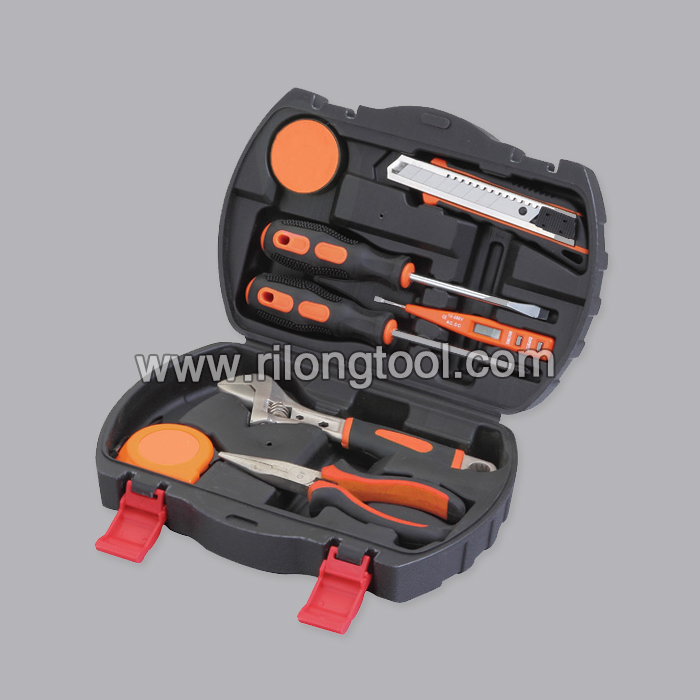 12 Years Manufacturer 8pcs Hand Tool Set RL-TS004 United States Importers