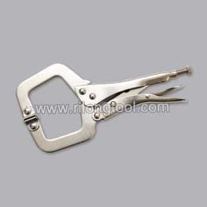 6″ C-clamp Locking Pliers