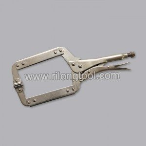 11″ C-clamp Locking Pliers