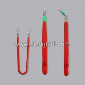 3-PCS Anti-static Tweezer Sets