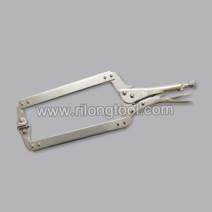 18″ C-clamp Locking Pliers
