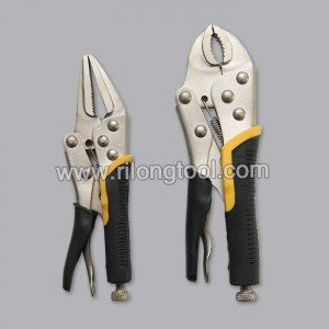 2-PCS Locking Pliers Sets with Jackets