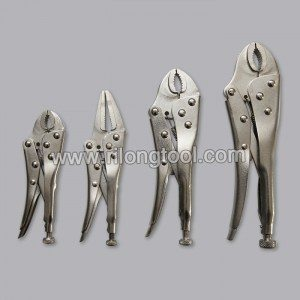 4-PCS Forehand Locking Pliers Sets