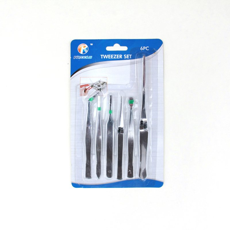 6-PCS small Tweezer Sets